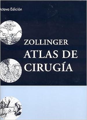 atlas de cirugia zollinger