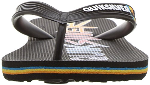 Pictures of Quiksilver Kids' Molokai Wordmark Youth Sandal 12 M US 6
