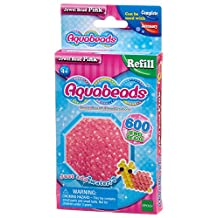 Aquabeads AB32728 Jewel Beads Refill Pack, Pink