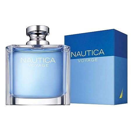 Nautica Voyage Eau De Toilette Spray For Men, 3.4 Oz by Nautica