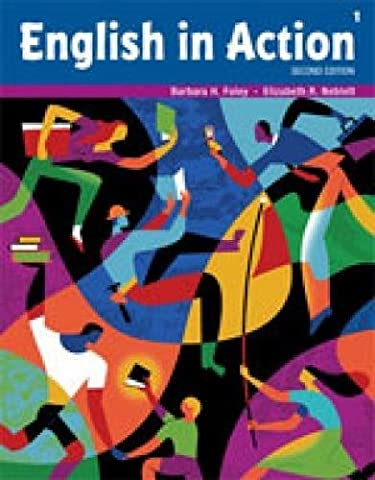 English in Action 1 Workbook with Audio CD - Action Cd