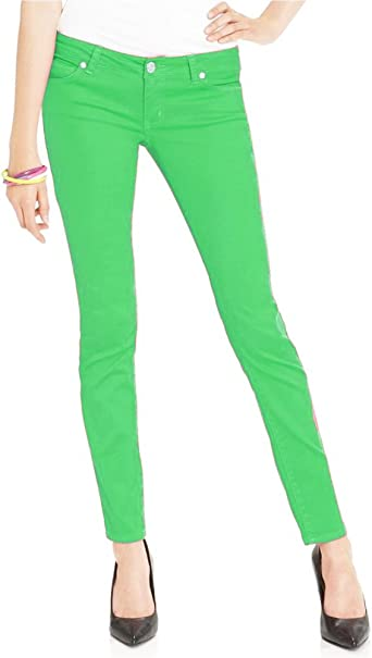 Celebrity Pink Juniors Colored Skinny Jeans