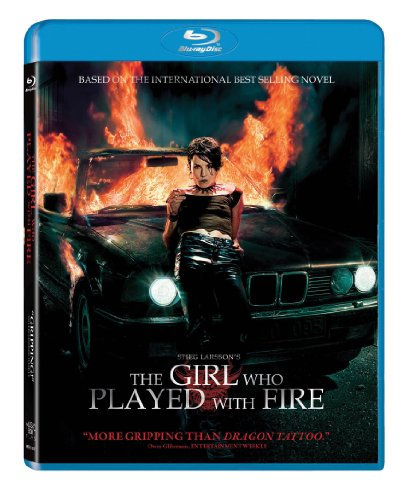 The Girl Who Played with Fire [Blu-ray]