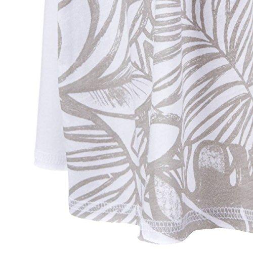 Rip Curl - Falda - trapecio - para mujer Blanco - Óptica Blanca