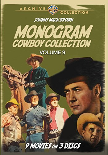 Collection Advantage - The Monogram Cowboy Collection, Volume Nine: Starring Johnny Mack Brown