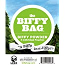 Biffy Bag Convenient Individual Powder Pouches (Pack of 4)