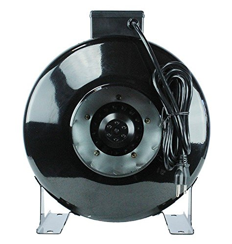 """PrimeGarden Hydroponic 6"""" Inline Fan for Ventilation for sale  Delivered anywhere in Canada"""