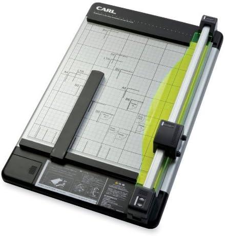Amazon.com: CARL Cortadora de papel rotativa de alta ...