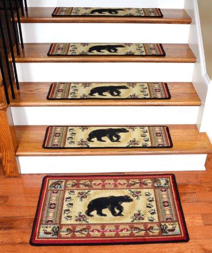 Dean Premium Carpet Stair Tread