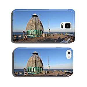 Tauchglocke Sellin at the Baltic Sea cell phone cover case Samsung S5