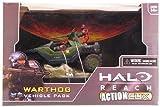 master cheif action figure - NECA Halo Reach Action Clix: Warthog