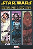 img - for Star Wars: Heroes For a New Hope book / textbook / text book