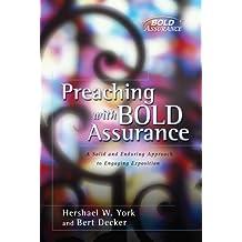 Livros bert decker na amazon preaching with bold assurance bold assurance series 2 fandeluxe Images