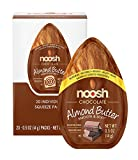 #9: Noosh Chocolate Almond Butter - Vegan, Gluten Free and No Palm Oil - Pack of 20 (.5oz each)