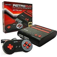Retrobit Retro Duo Red/Black System Retrobit