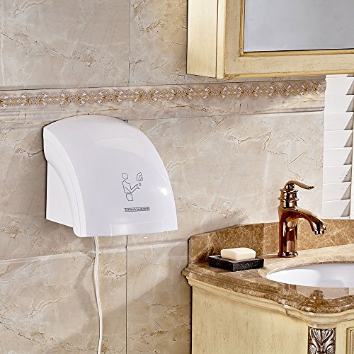 Fch Household Hotel Commercial Hand Dryer Automatic Infared Sensor Hands Drying Device Home