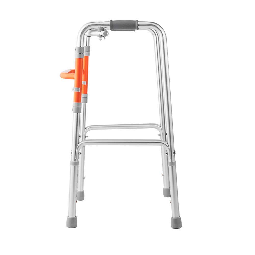 FFLSDR Andador De Aluminio Discapacitado Walker Muletas Old ...