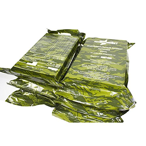 Russian-Military-MRE-Army-Food-Ration-Daily-Pack-Emergency-Rations-Combat-Meals-Ready-to-Eat-Surplus-1-Day-Food-Ration-Pack-Great-for-Christmas-Gift-Fishing-Hunting