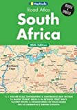 South Africa road atlas GPS ms
