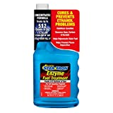 Star Tron Enzyme Fuel Treatment - Concentrated Gas Formula 8 oz - Treats 128 Gallons