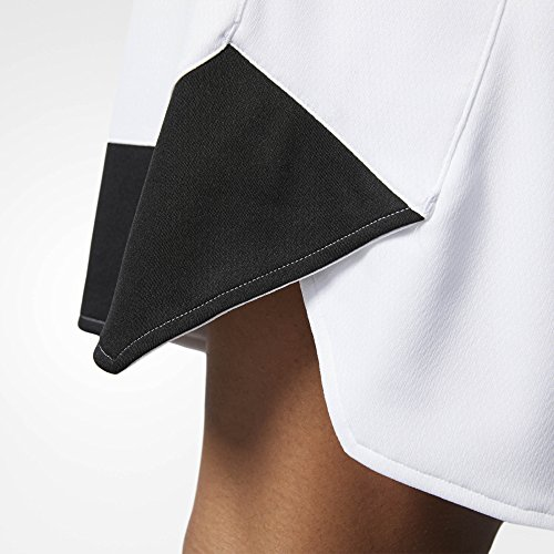 adidas W Crzy Expl Sho Pantalón, Mujer blanco / negro