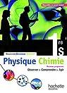 Physique-Chimie 1re S - Livre élève Format compact - Edition 2011 par Giacino
