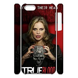 HXYHTY Ture Blood Phone 3D Case For Iphone 5C [Pattern-1]