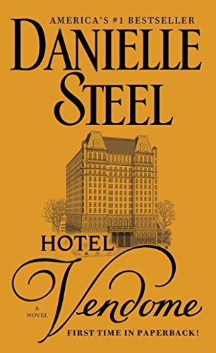 Book cover for Hotel Vendome