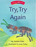 Watch Me Read: Try, Try Again, Level 1. 3, Debbie Diller, 0395739993