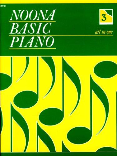 Noona Basic Piano Book 3 (Piano ()