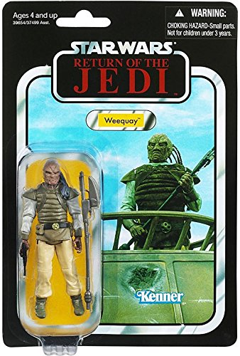 - Star Wars Return Of The Jedi The Vintage Collection Weequay Figure