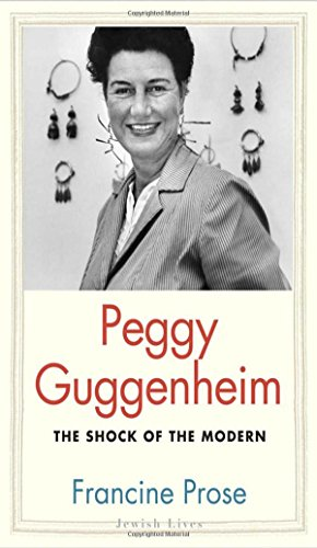 Peggy Guggenheim  The Shock Of The Modern  Jewish Lives