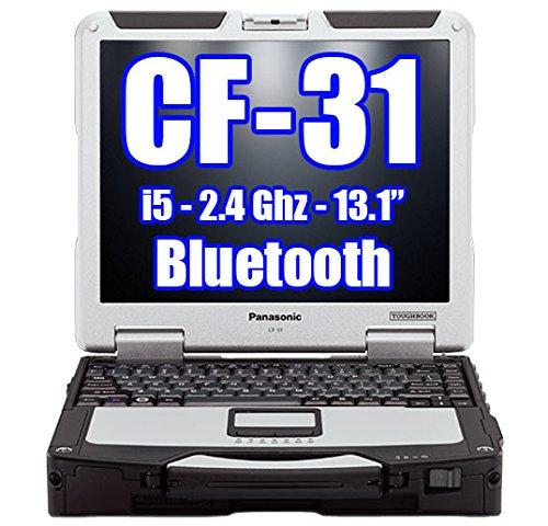 Panasonic Toughbook CF-31 Rugged Notebook PC with Core i5, 160GB HDD, 6GB RAM, Wi-Fi, Bluetooth, Windows 7 Pro, DVD-RW, HDMI (Notebook Laptop Panasonic)