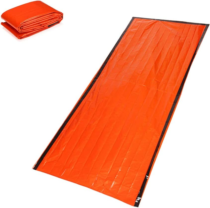 heat-repellent cold protection for camping and hiking bivouac sleeping bag Phayee Emergency sleeping bag emergency tent waterproof outdoor tube tent