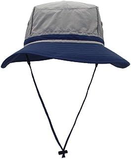 YYXXX Sombrero para Sol,Visera del Pescador Sombrero De Pesca Primavera Verano Al Aire Libre Simple Unisex Salvaje, D, 56-60Cm