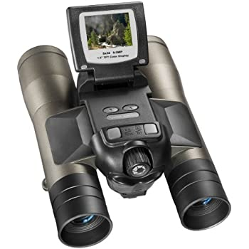 BARSKA 8x32 Binocular & Built-In 8.0 MP Digital Camera