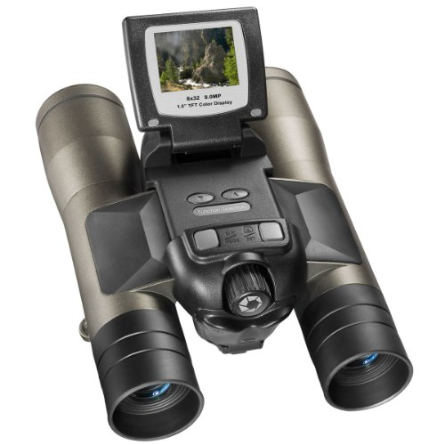 BARSKA 8x32 Binocular & Built-In 8.0 MP Digital Camera by BARSKA