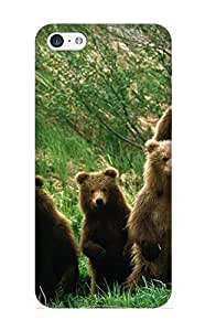 D2dd0445984 Snap On Case Cover Skin For Iphone 5c(bears Picture)/ Appearance Nice Gift For Christmas