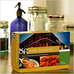 86 Recipes New Orleans Recipe Cards From Top Restaurants For The