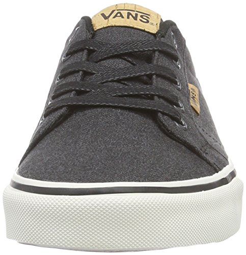 VansM BISHOP CORK - Zapatillas hombre gris - Grau ((Cork) gray/white)