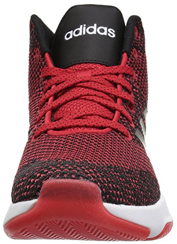 adidas Men's Cf Executor Mid Scarlet/Core Black/White cheap how much sale outlet store ZtckSY