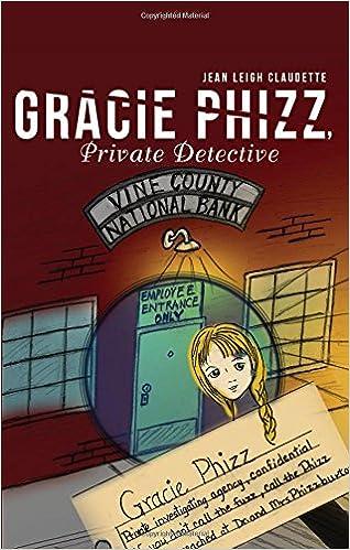 Book Gracie Phizz, Private Detective