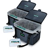 The DRIVE Bin XL (2-Pack), Black Strap - Best Large Car T...