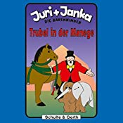 Trubel in der Manege (Juri und Janka - Die Bärenkinder 8) | Stephanie Schäfer, Tim Thomas