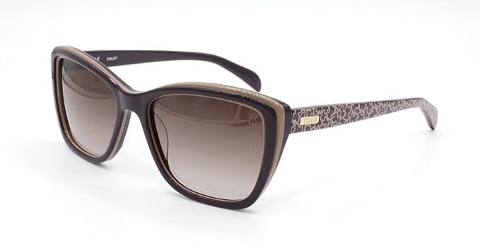ce956597035 Gafas de sol Tous modelo STO948 color 06XF  Amazon.es  Ropa y accesorios