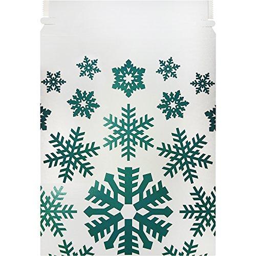 snowflake polymailer