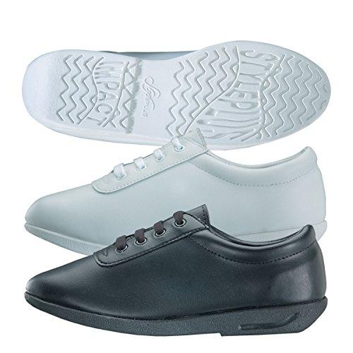 Style Plus Chaussures De Marching Impact Homme Noir