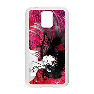 Hell Girl Samsung Galaxy S5 Cell Phone Case White VCZ