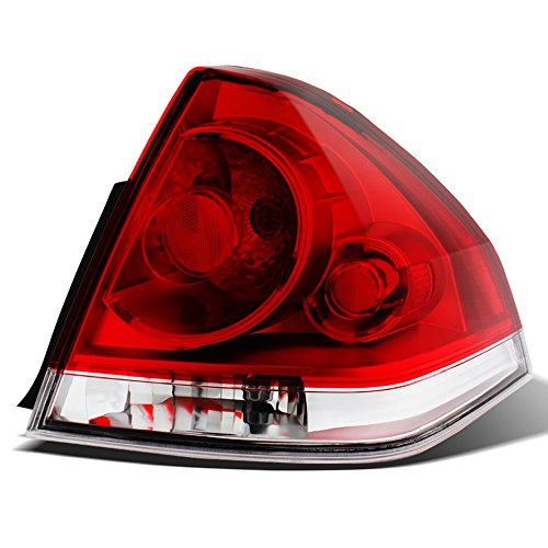 (ACANII - For 2006-2013 Chevy Impala Rear Replacement Tail Light - Passenger Side Only)