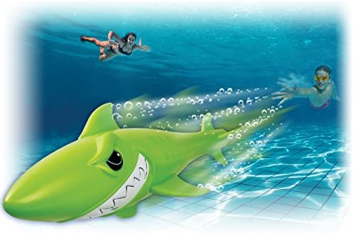 Underwater Glider Toy Prime Time Toys Diving Masters Sharkpedo Shark pool ...